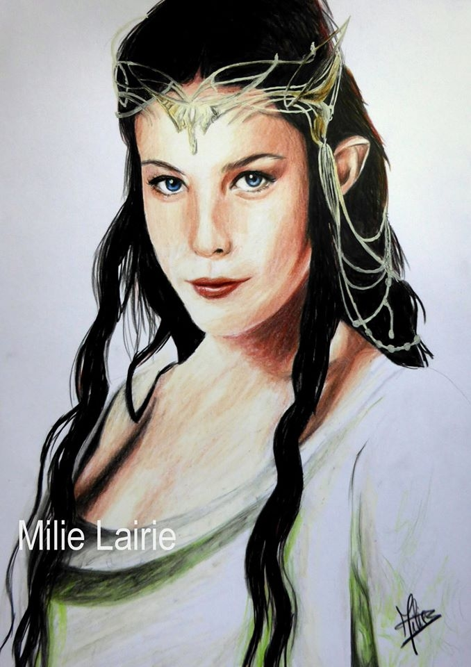 Liv Tyler by Milie